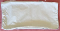 Pillow shell, organic cotton - empty